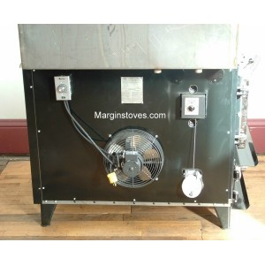 "10"" Electric Fan & Controls"