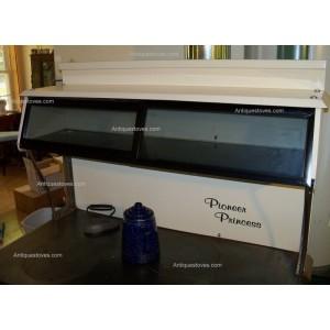 Glass Warming oven door option