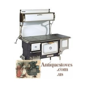 Oval Cook Stove,