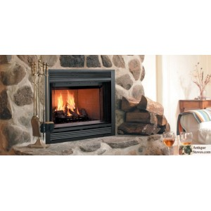 Sovereign Wood Burning Fireplace