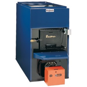 FS140 Combination Oil/Wood Hot Air Furnace