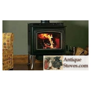 Grandview Steel Wood Burning Stove