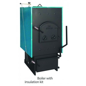 DS3200  Wood or Coal Fired Boiler with Insulated Jacket