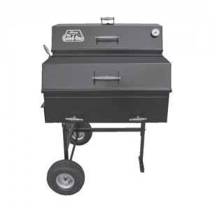 The Open Range™ Smoker/Grill