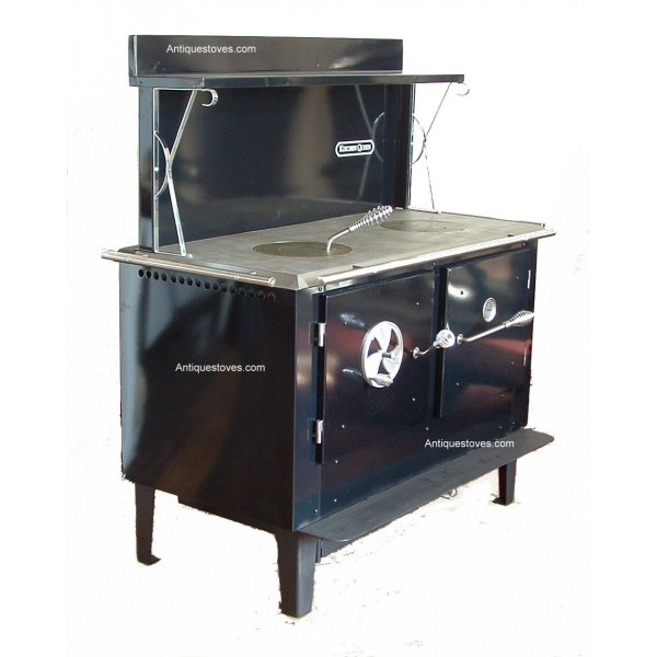 Kitchen Queen Wood Cook Stove Wood Cooking Stove